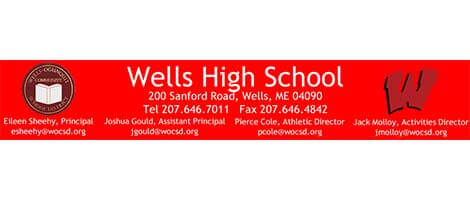 wells high school insurance agency supporter in wells maine